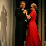 Roger Allam as Max Reinhardt and Abigail Cruttenden as Helen Thimig © Geraint Lewis