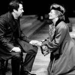 Roger Allam as Lopakhin and Vanessa Redgrave as Ranevskaya © John Haynes
