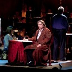 Roger Allam as Richard Wagner in The Madness of an Extraordinary Plan © Manchester International Festival