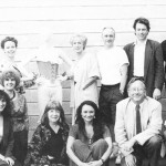Roger Allam and cast