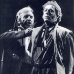 Colm Wilkinson as Jean Valjean and Roger Allam as Javert © Michael Le Poer Trench