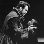 Roger Allam as Duke Vincentio and Josette Simon as Isabella © Clive Barda