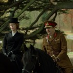 Rebecca Hall and Roger Allam in Parade's End © BBC, HBO and VRT