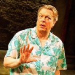 Roger Allam as Denis in Privates on Parade