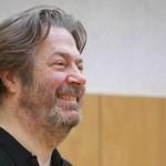 Roger Allam rehearsing © Marc Brenner