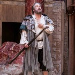 Roger Allam as Prospero in The Tempest © Marc Brenner