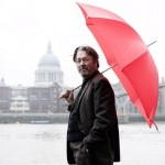 Roger Allam promoting The Tempest in the Thames, 2013 © Rich Hardcastle