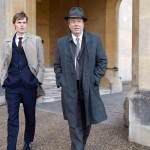 Shaun Evans as Endeavour Morse and Roger Allam as Fred Thursday © NY Times