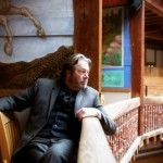 Roger Allam at Shakespeare's Globe, 2013 © Rich Hardcastle