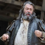 Roger Allam as Falstaff in Henry IV Part I © The Telegraph