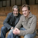 Roger Allam and Jamie Parker promoting Henry IV at Shakespeare's Globe, 2011 © Chris McAndrew