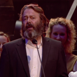 Roger Allam reprising the role of Javert
