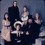 Frances Ruffelle as Eponine, Roger Allam as Javert, Sue Jane Tanner as Madame Thenardier, Patti LuPone as Fantine, Colm Wilkinson as Valjean and Rebecca Caine as Cosette © Joan Marcus