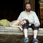 Jessie Buckley as Miranda and Roger Allam as Prospero in The Tempest © Nigel Norrington
