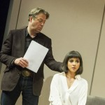 Roger Allam and Rebecca Grant in Seminar © Rex Features via AP Images