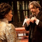 Lara Pulver and Roger Allam in Uncle Vanya © Donald Cooper / The Guardian