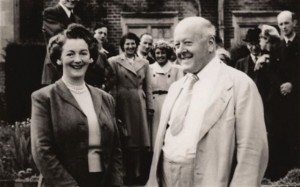 John Christie and  Audrey Mildmay.