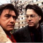 Martin Shaw and Roger Allam in Who Bombed Birmingham? © Granada 1990
