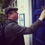 #WhosKnockingAtLoftus? He was Javert in @lesmisofficial and now @All_Allam is sharing more musical © @LoftusMedia 2015