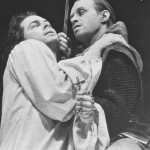 Roger Allam and Sion Probert in Richard III © RSC 1985