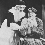 Katharine Rogers and Roger Allam in Today © RSC 1984
