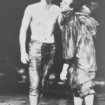 Roger Allam and David Whitaker in A Midsummer Night's Dream © RSC/Donald Cooper 1984