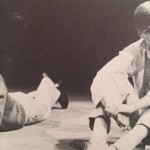 Roger Allam and James Simmons in Today © RSC / Donald Cooper 1984