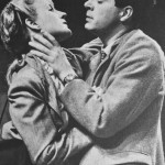 Penny Downie and Roger Allam in Today © RSC 1984