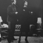 Roger Allam and Jane Lapotaire in The Archbishop's Ceiling © RSC 1986