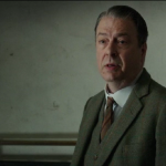 Roger Allam as Dr Barrie © Mr Holmes