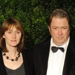 Rebecca Saire and Roger Allam at the 58th London Evening Standard Theatre Awards © Stuart Wilson/Getty Images Europe