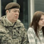 Abigail Hardingham and Roger Allam in The Missing © BBC/New Pictures/Jo Voets 2016