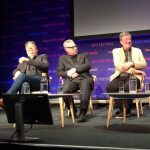 The Hippopotamus screening plus Q&A at Hay Festival @WeAreTeamPR, 2017