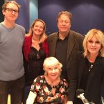 Jan Etherington, Nick Coupe, Claire Jones Roger Allam and Joanna Lumley. Conversations from a Long Marriage © BBC Radio 4, 2018