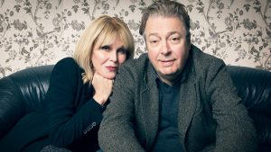Joanna Lumley and Roger Allam in Conversations from a Long Marriage © BBC Radio 4, 2018
