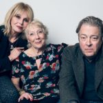 Joanna Lumley, Jan Etherington and Roger Allam in Conversations from a Long Marriage © BBC Radio 4, 2018