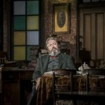 Roger Allam as Rutherford © National Theatre & Johan Persson