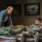 Colin Morgan and Roger Allam in A Number © Johan Persson, 2020
