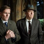 Shaun Evans and Roger Allam in Endeavour series VII © Mammoth Screen, 2020
