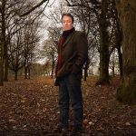 Roger Allam photographed by James Eckersley